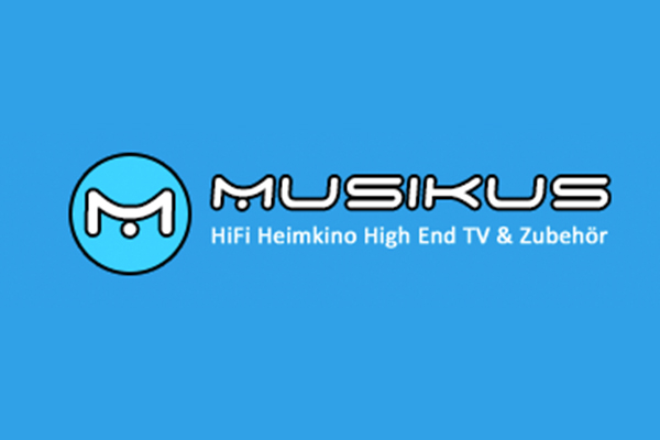 Logo Musikus HiFi