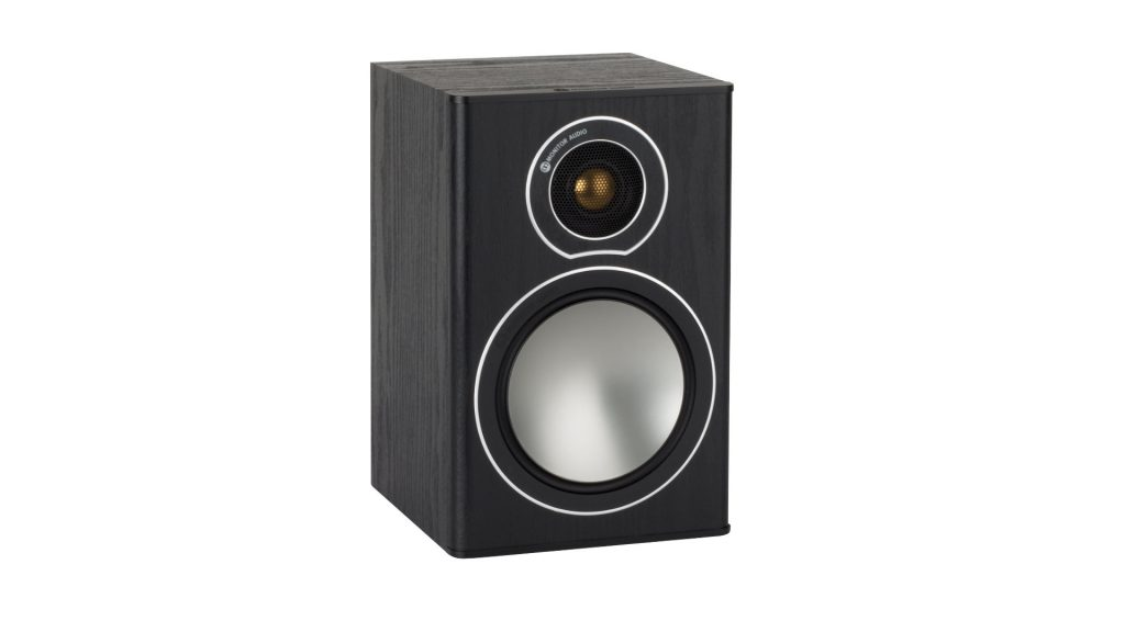 Monitor Audio Bronze 1 in Schwarz