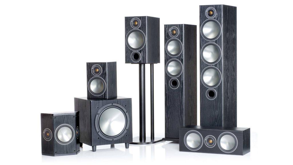 Monitor Audio Bronze-Familie