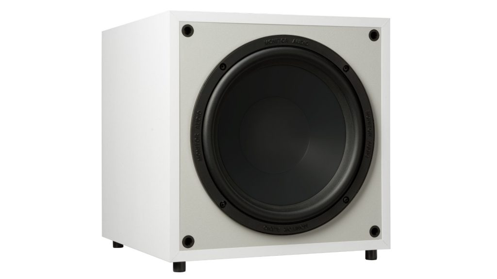 Monitor Audio Subwoofer Monitor MRW-10 in Weiß