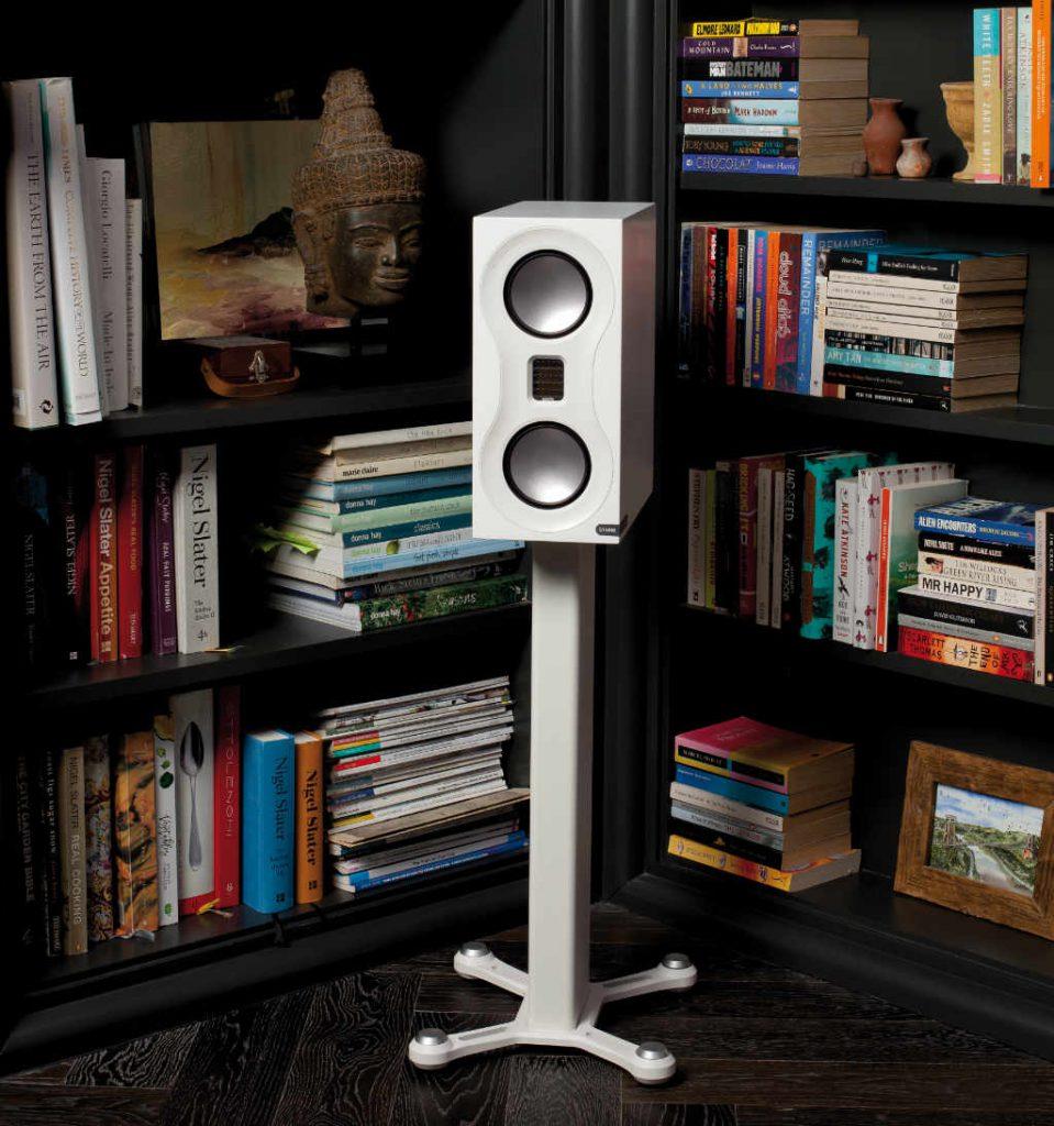 Monitor Audio Audio auf Standfuß