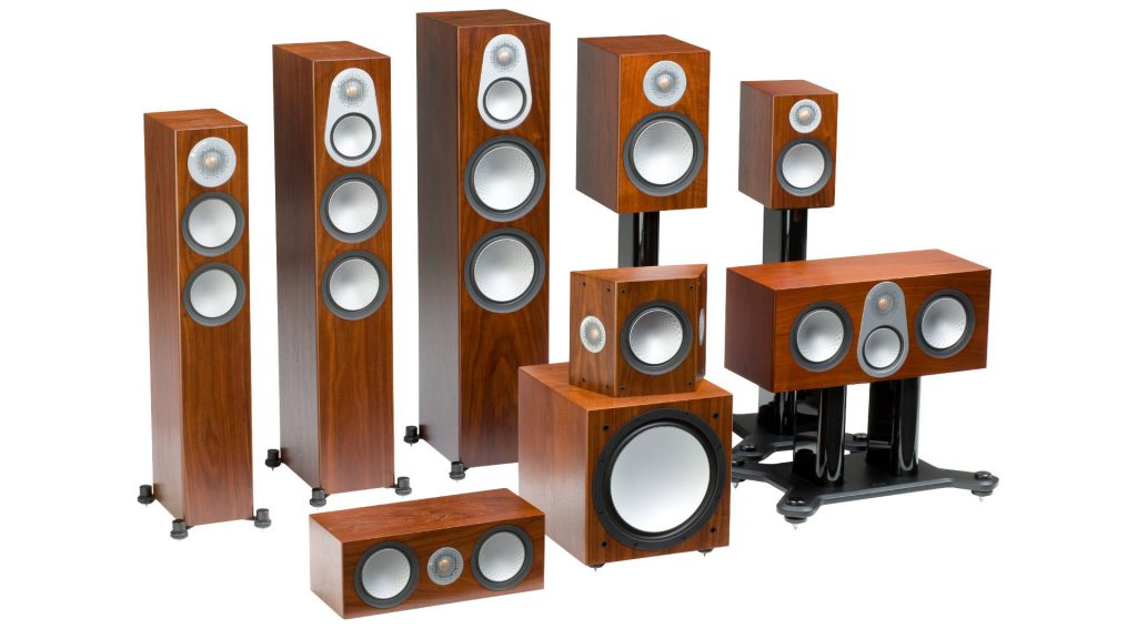 Monitor Audio Silver-Familie