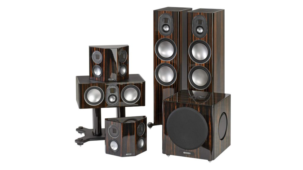 Monitor Audio Gold-Serie 5G