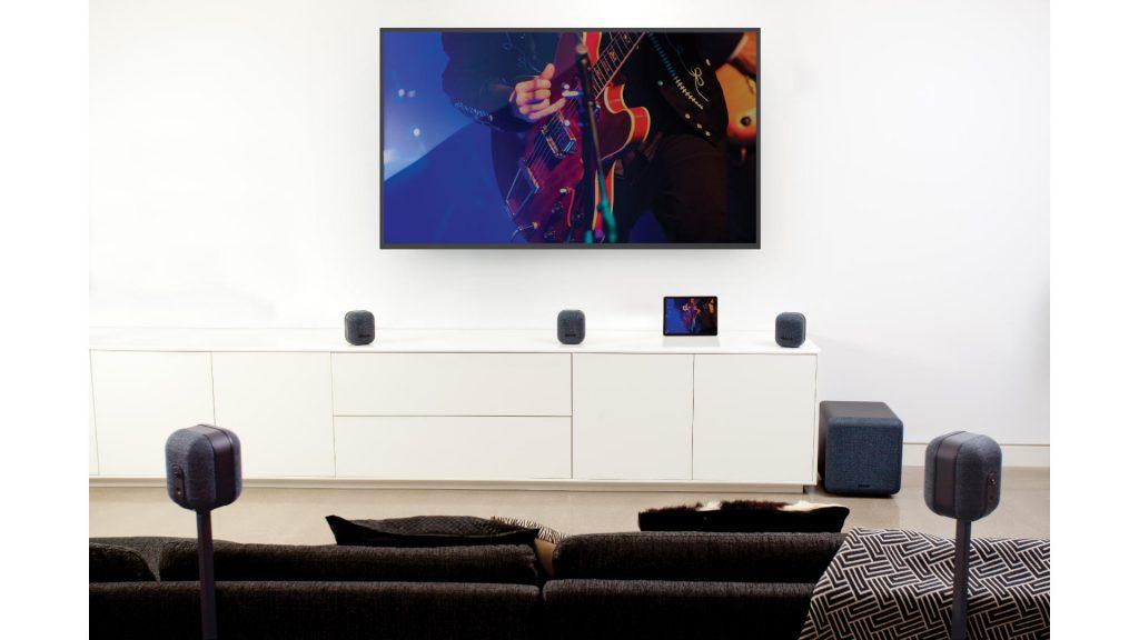 Film- und Musikgenuss mit Monitor Audio MASS 2G