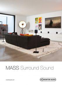 Monitor Audio MASS 2G Prospekt mit UVP