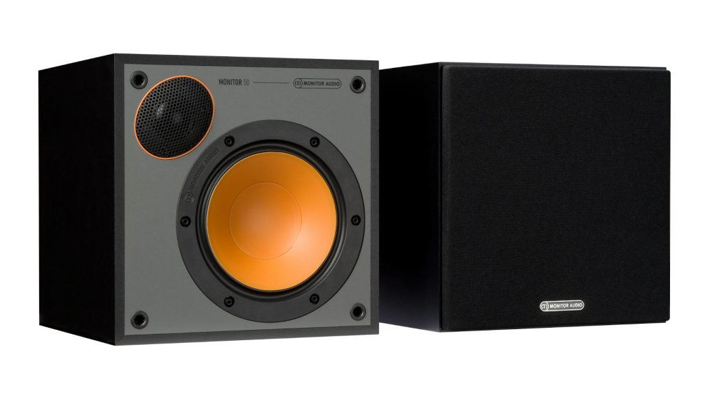 Monitor Audio Monitor 50 in Schwarz