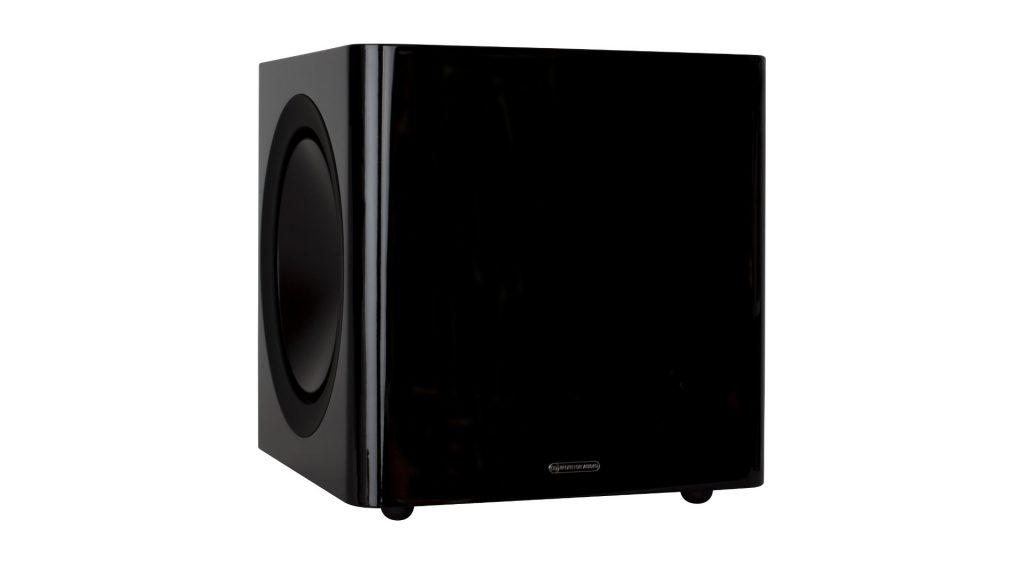 Monitor Audio Radius 380 in Schwarz
