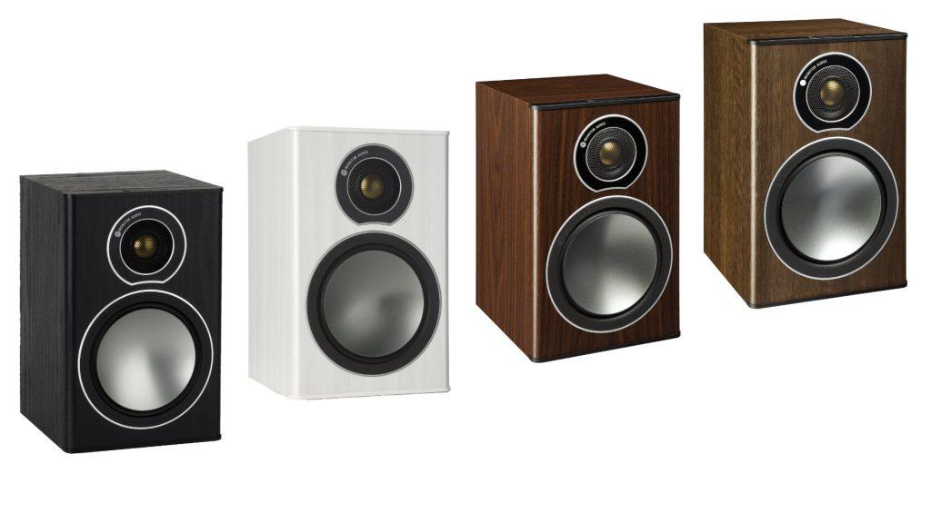 Monitor Audio Bronze 1 in vier Farben