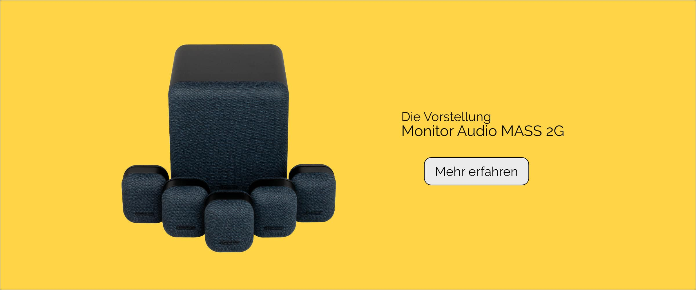 Monitor Audio MASS 2G-Banner