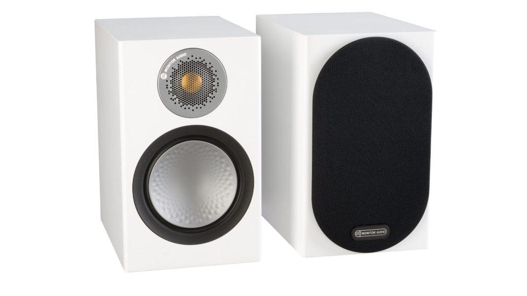 Monitor Audio Silver 100 weiß