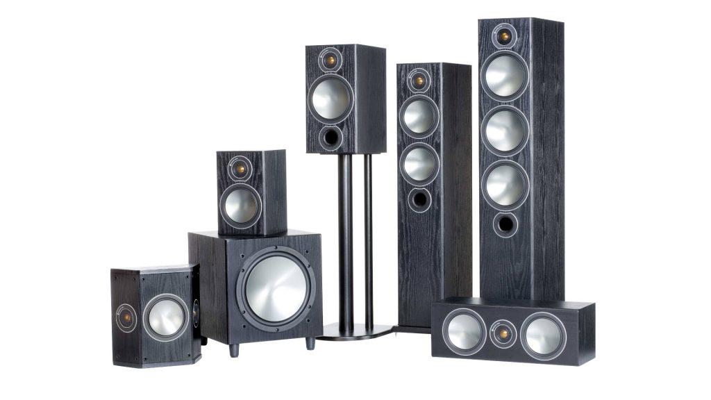 Monitor Audio Bronze Familie