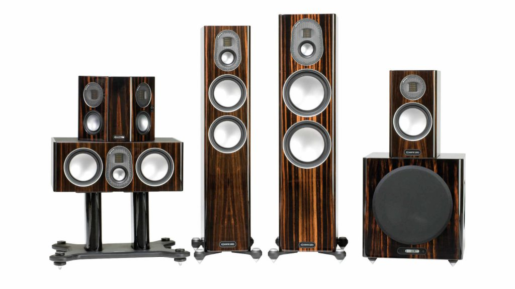 Monitor Audio Gold 5G Familie