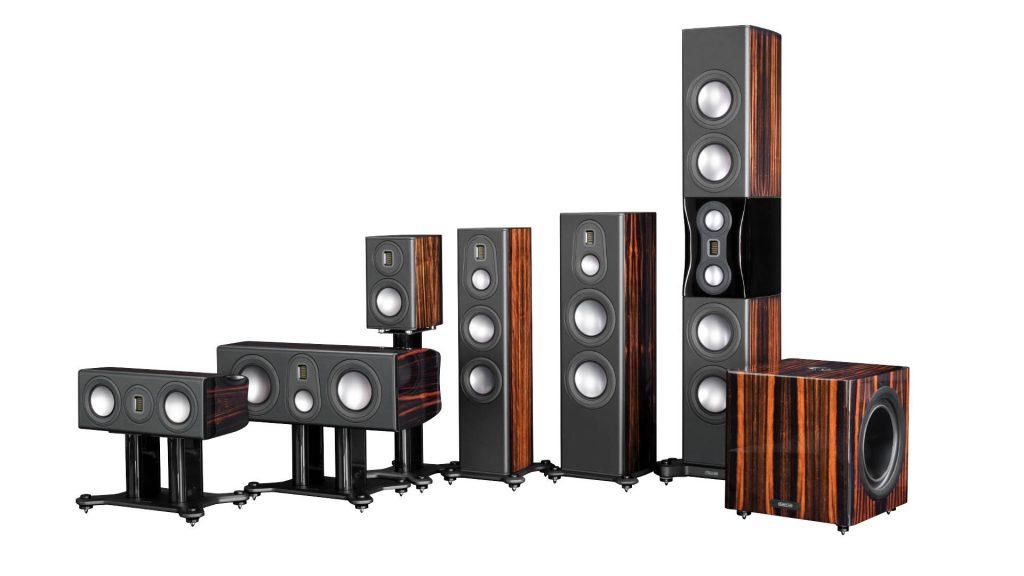Monitor Audio Platinum Familie