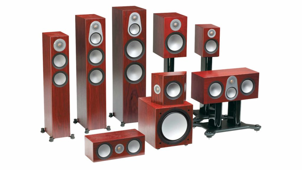 Monitor Audio Silver 6G Familie