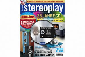 stereoplay-Ausgabe 11-2017 mit Testbericht Monitor Audio Silver 200