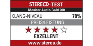 Monitor Audio Gold 200 5G STEREO 04-2019