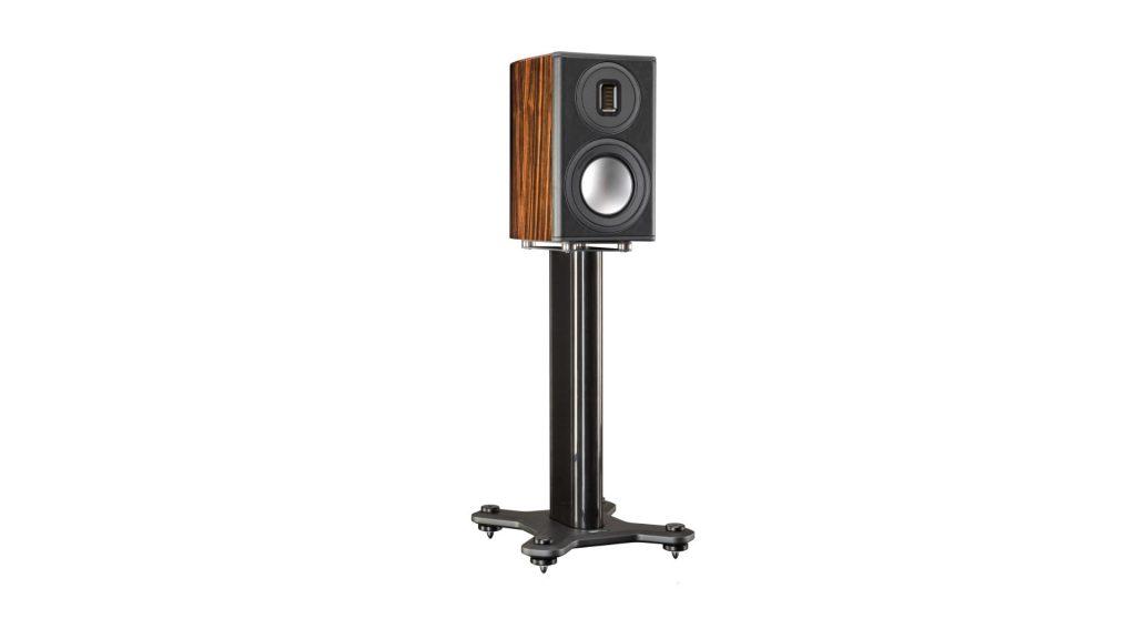 Monitor Audio Platinum PL100 II auf Standfuß