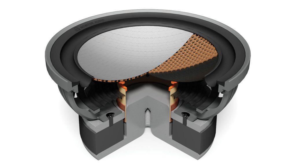 Tief-/Mitteltöner Monitor Audio Gold 100