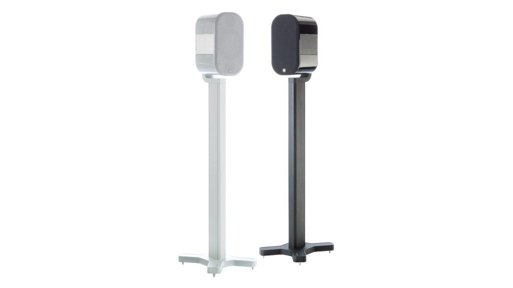 Monitor Audio Apex A10 Standfüße in Schwarz und Weiß