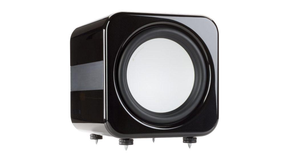 Monitor Audio Apex AW-12 Metallic-Schwarz