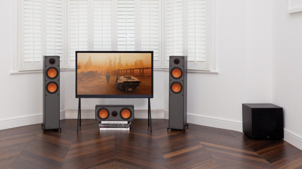 Monitor Audio Monitor 5.1 im Wohnzimmer
