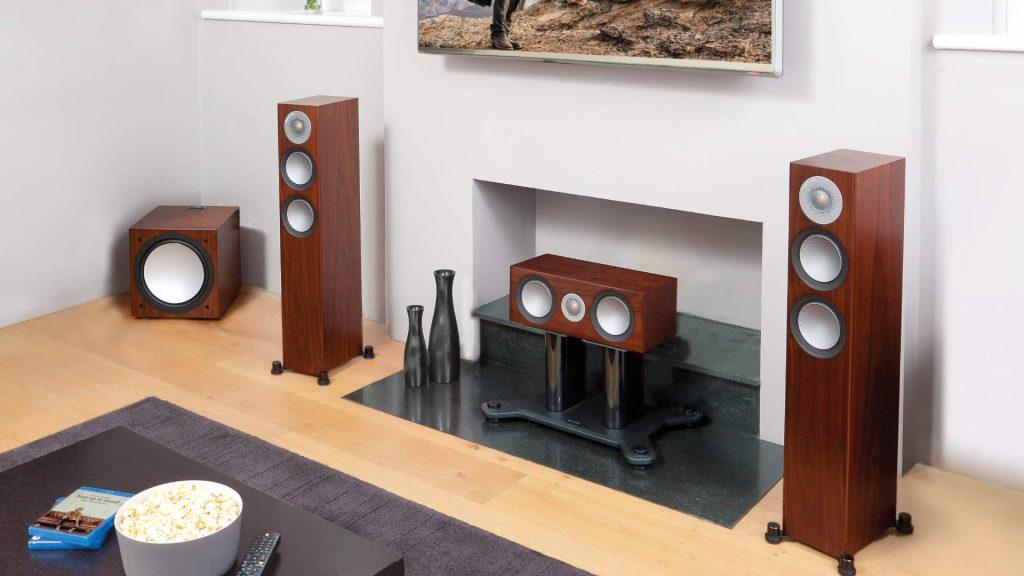 Monitor Audio Silver 200 AV12 Lifestyle-Foto