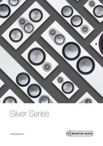 Deutscher Monitor Audio Silver-Prospekt mit unverbindlichen Preisempfehlungen