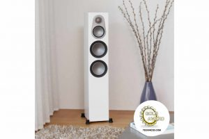 Monitor Audio Silver 300 mit Technic3D-Award 3-2