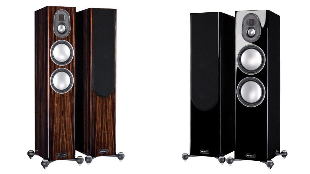 Im Preis gesenkte Monitor Audio Gold 200 und Gold 300
