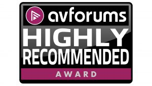 Monitor Audio Gold 100 AV Forums award_highly_recommended