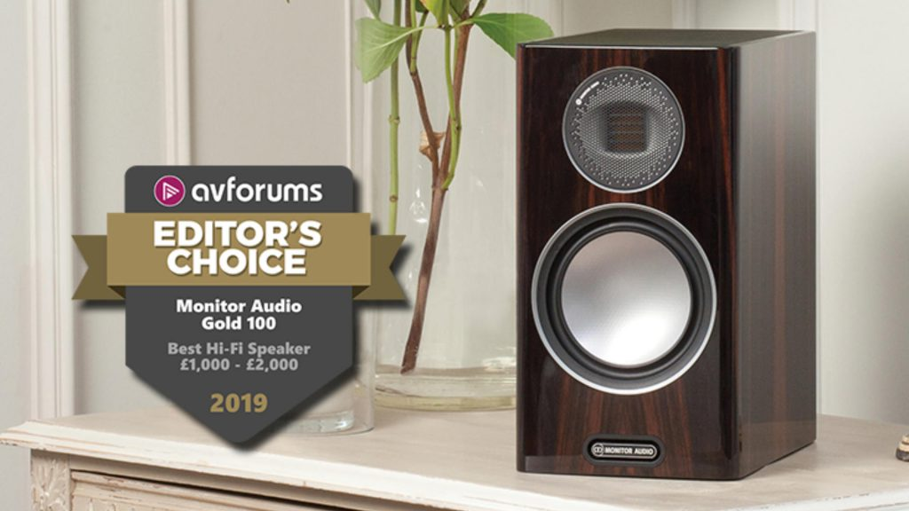 Monitor Audio Gold 100 Editor´s Choice AV Forums 12-2019