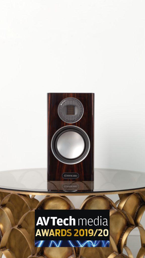 Monitor Audio Gold 100 mit AVTech Award 2019/2020