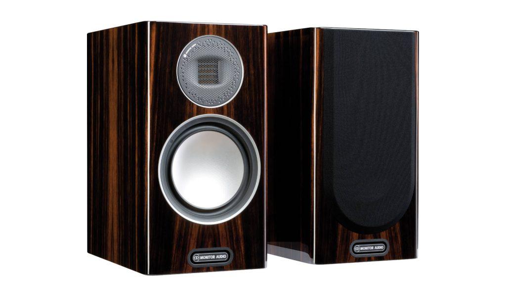 Monitor Audio Gold 100 mit geschwungenen Gehäusen