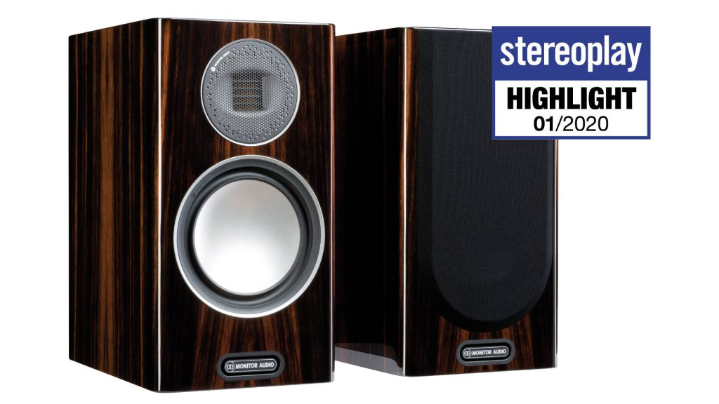 Monitor Audio Gold 100 mit stereoplay Highlight 01/2020