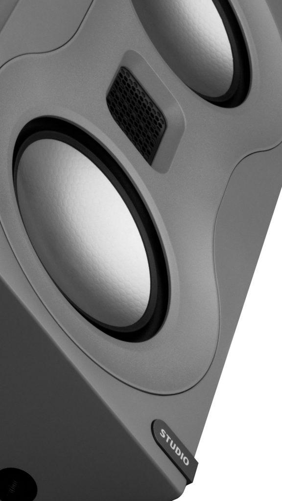Monitor Audio Studio Schallwand im Detail