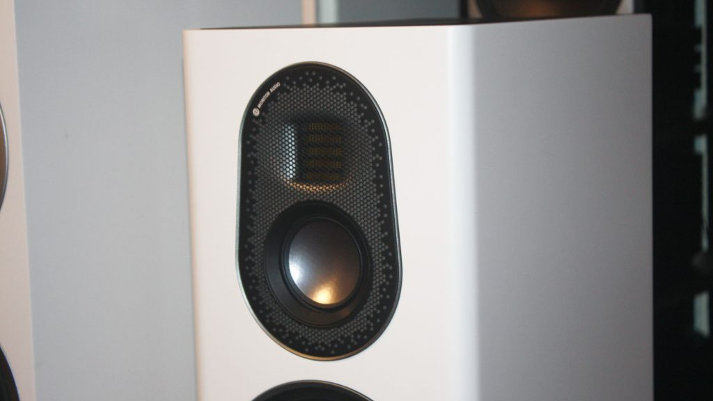 Mittel- + Hochtoneinheit Monitor Audio Gold 200