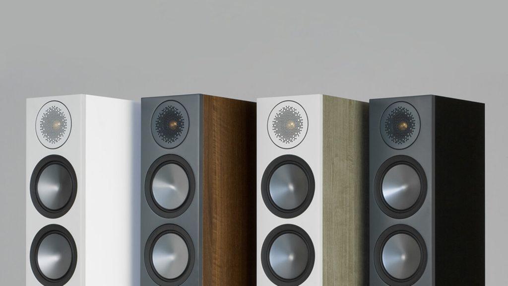 Monitor Audio Bronze 6G Bronze 200 in vier Farben