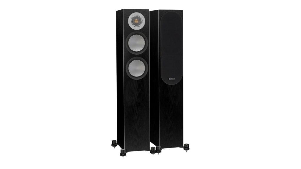 Monitor Audio Silver 200 Eiche Schwarz