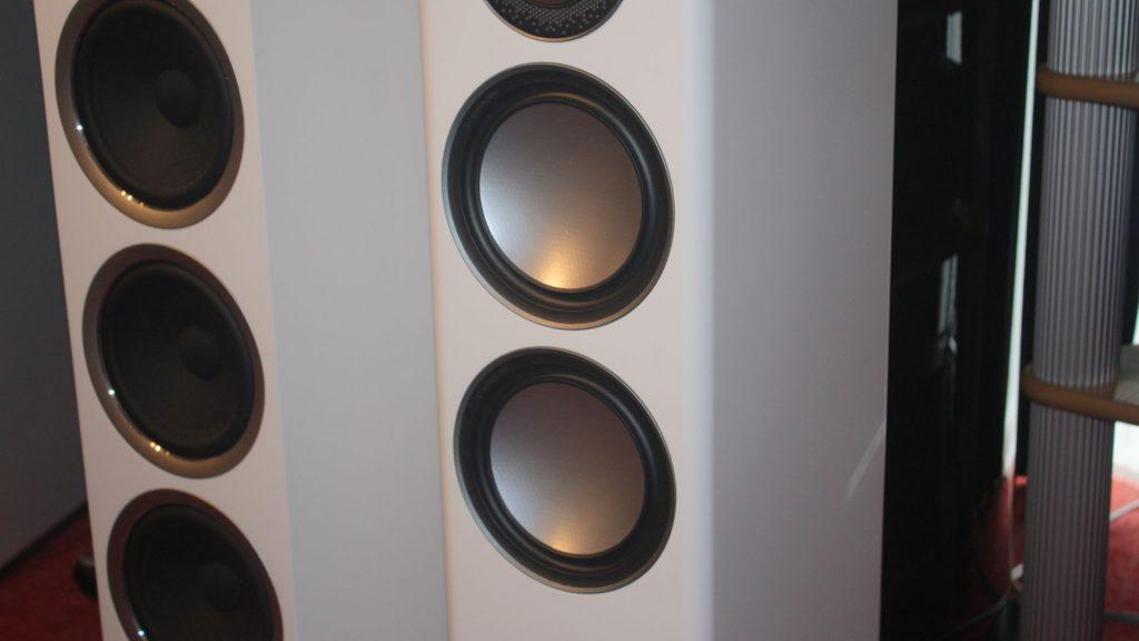 Tieftöner Monitor Audio Gold 200