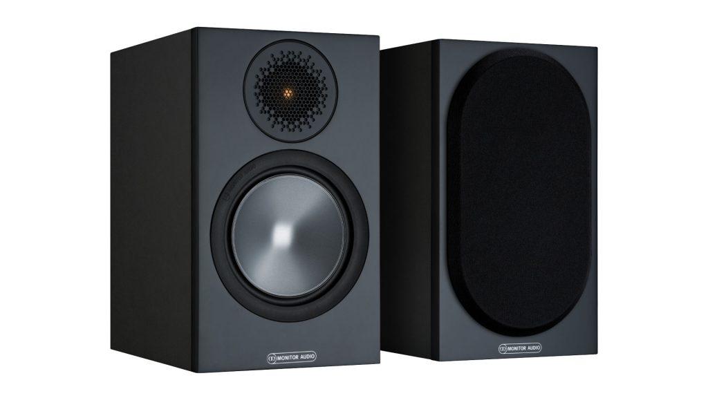 Monitor Audio Bronze 50 6G Schwarz