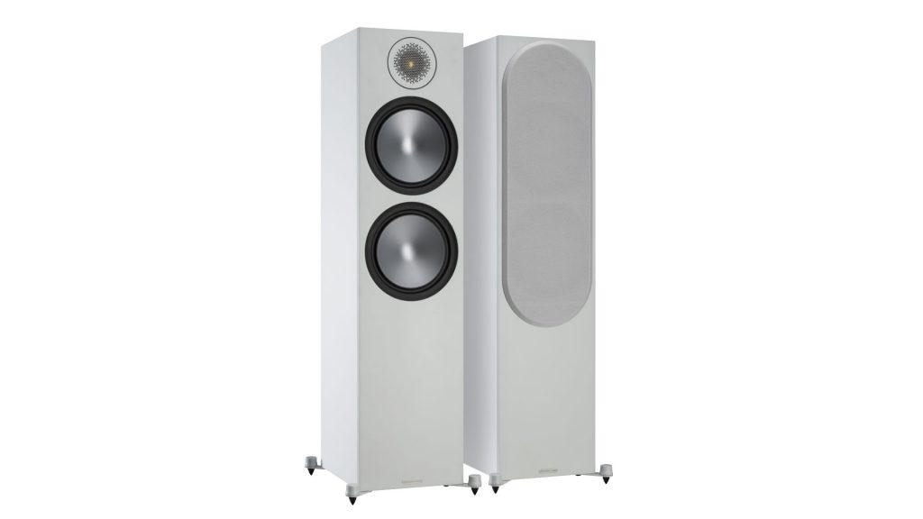 Monitor Audio Bronze 500 6G Weiß