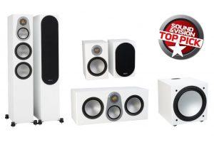 Monitor Audio Silver 5.1 Sound & Vision