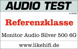 Testlogo Monitor Audio Silver 500 6G.indd