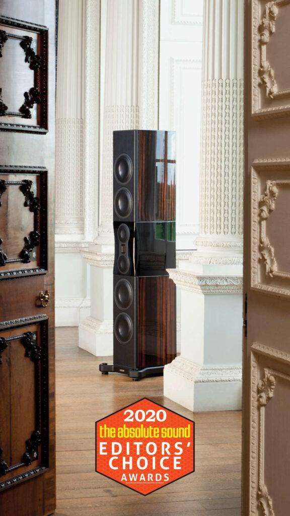 Monitor Audio Platinum PL500 II mit Auszeichnung