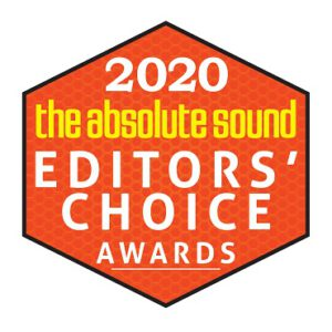 The Absolute Sound Editors Choice 2020-Auszeichnung