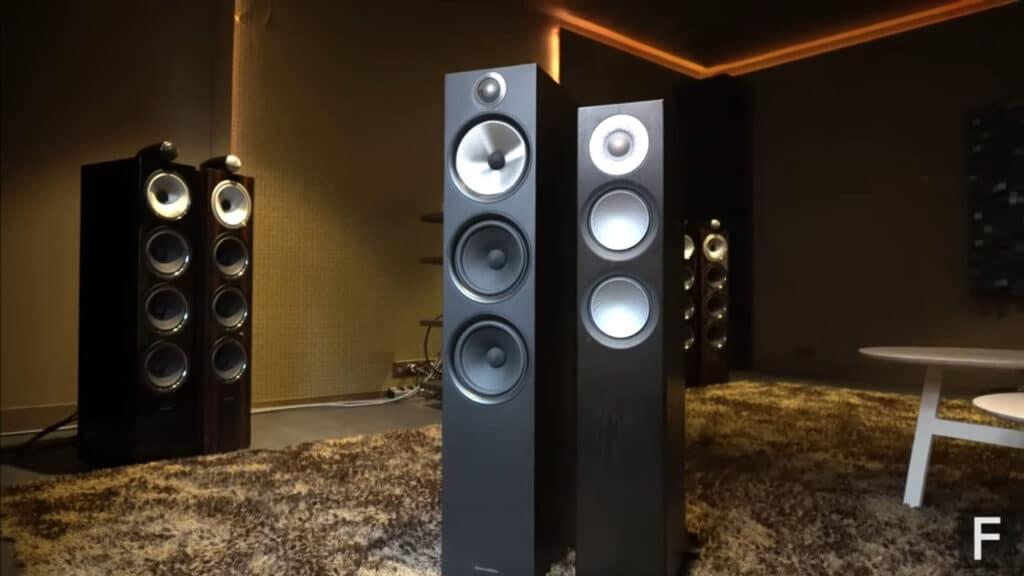 B&W 603 vs. Monitor Audio Silver 200 im Fidelity-Videovergleich