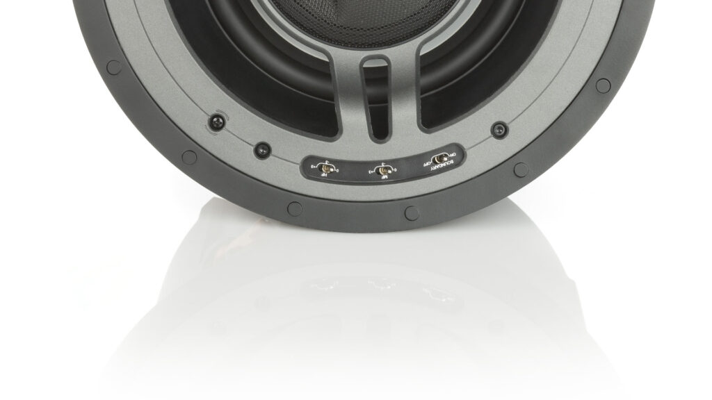 Monitor Audio CP-CT380IDC Klangeinstellung