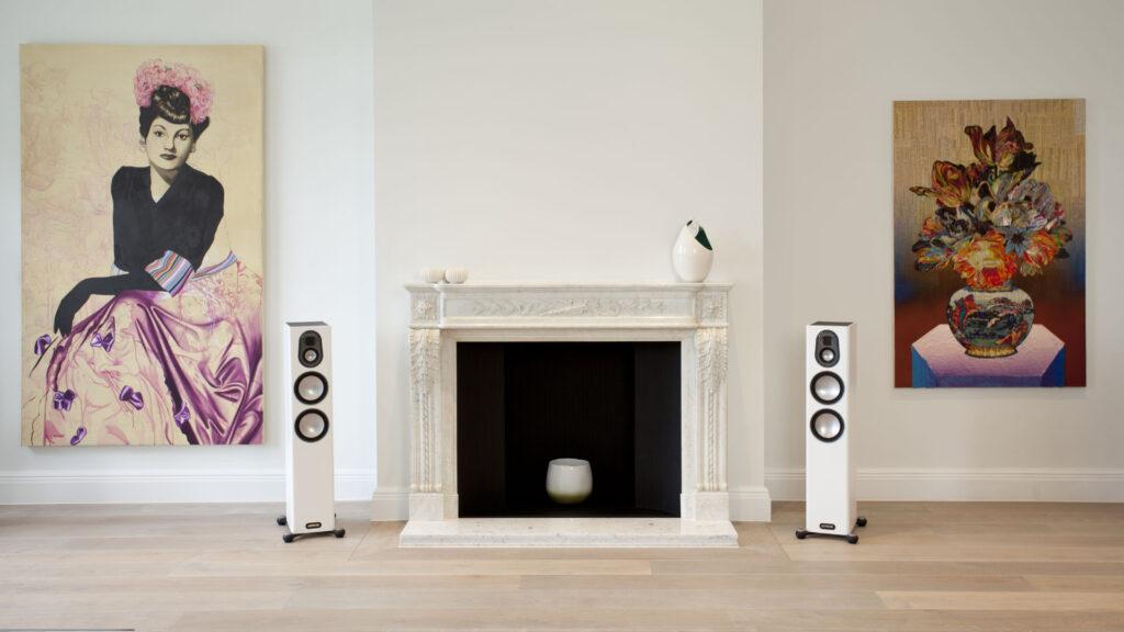 Monitor Audio Gold 200 im Wohnzimmer