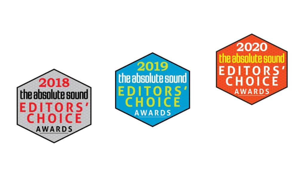 Editors' Choice-Awards Monitor Audio Silver 300