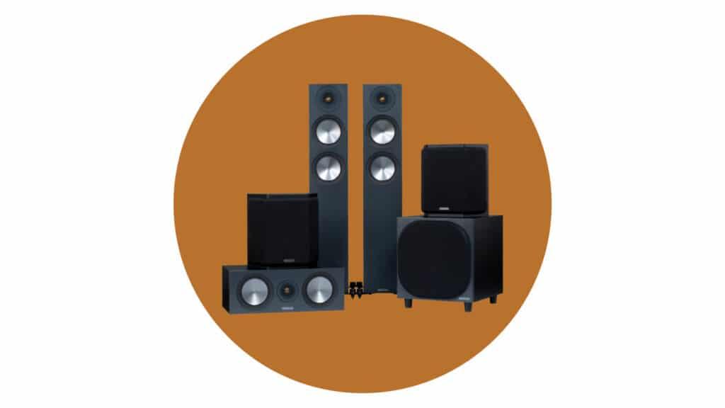 Monitor Audio Bronze Cinema 200